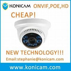 High Resolution 800TVL IR Dome Camera 360 degree analog camera