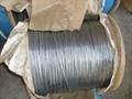 Ga  anized and un-ga  anized wire rope