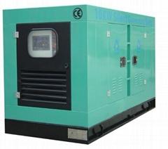 Marine diesel engine generator set (10-1000kW)  (Cummins, Volvo, Shangchai)