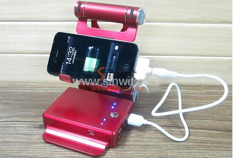 Power Bank External Portable Battery Charger Mobile Phone ipad iphone 3