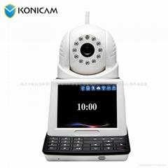 家用網絡高清可視對講監控攝像機