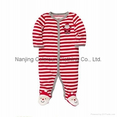 New Design High Quality Custom Cotton Lovely Baby Pyjamas