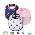 Good Quality Baby Bibs with Print 100%