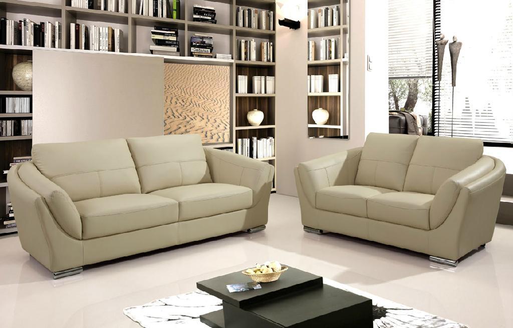 新款真皮沙发  1