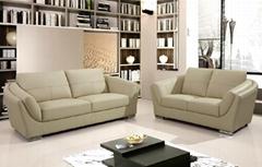 新款真皮沙发