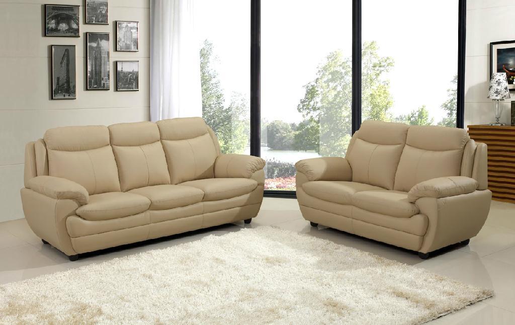 新款真皮沙发  4