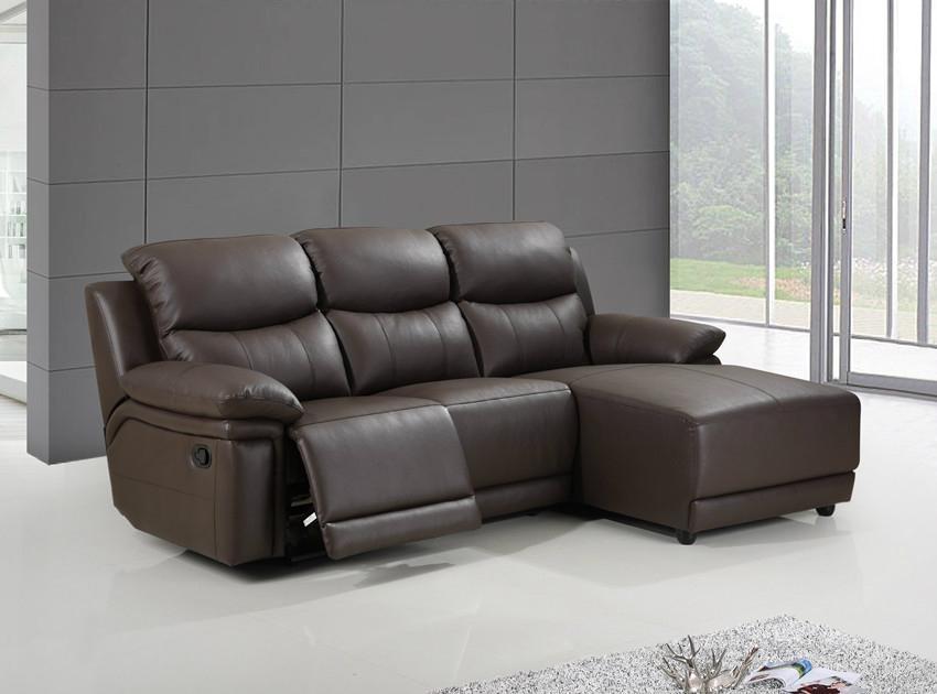 头层皮 功能沙发 躺椅  1