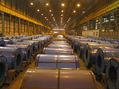 hot-dipped galvanized steel sheet in coils