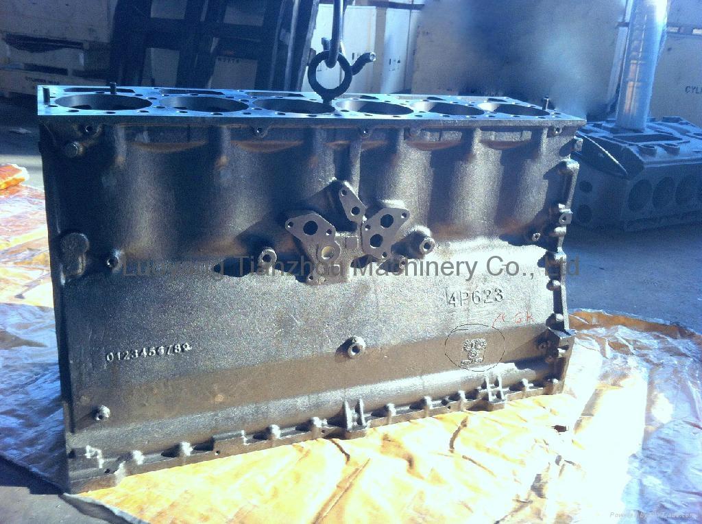 1N3576 卡特3306发动机缸体 3