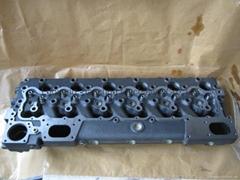 卡特3306预燃发动机缸盖