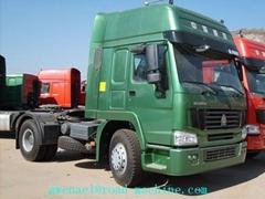 TRACTOR TRUCK SINOTRUK HOWO 4X2/6x4/8x4 Euro II  load 20-60 ton