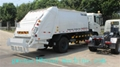Garbage Compactor Truck  recycling 4x2 With 20 Mpa Hydraulic System 2