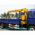 Truck Mounted Crane Telescopic  Knuckle