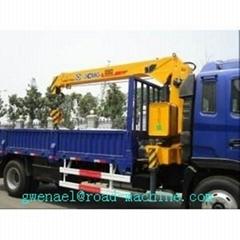 Truck Mounted Crane Telescopic  Knuckle