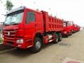 HOWO dump truck(4x2, 4x4, 6x4, 6x6,8x4)