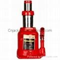 Hydraulic Double Ram Bottle Jack 32T