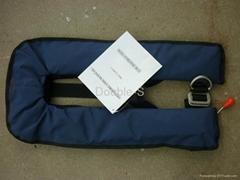 CE Marine Inflatable Life Jacket