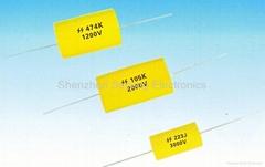 CBB90無感聚丙薄膜電容器(MPH)