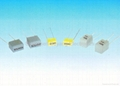 CL233X Mini metallized polyester film capacitor, Box type(MMB Ser.)