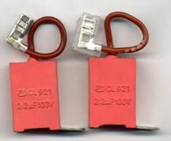CL921金屬化聚酯薄膜汽車電機專用電容