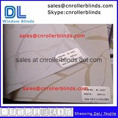 Printing Patterned Windows Roller Blind
