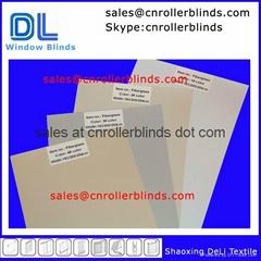 Economical Vinyl Fiberglass Roller Blinds
