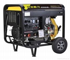 250A柴油發電電焊一體機