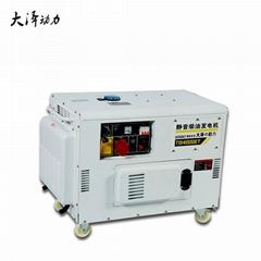 大泽动力10KW柴油发电机TO14000ET