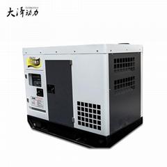 大泽动力20-35kw车载柴油发电机