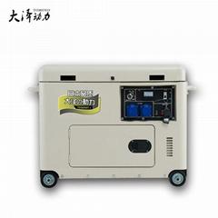 大泽动力3kw-8kw柴油发电机