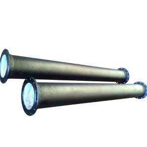 Flanged Ductile Iron Steel Pipe 1