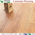 Customizable E1 AC4 Any Color and Surface Effect Waterproof Laminate Flooring 5