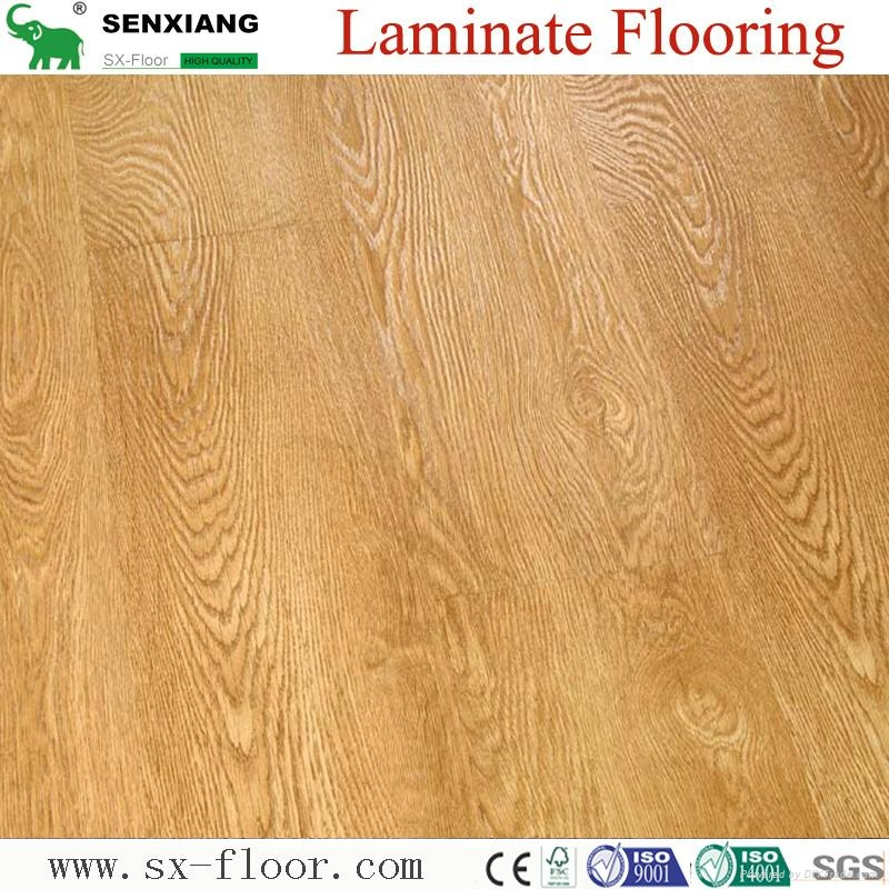 Ac3 Best Price Eco-friendly Laminate Flooring Manufacturers China 4