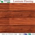 German Technology Hdf Glossy Waterproof Locking Laminated Laminate Flooring 4