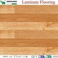 German Technology Hdf Glossy Waterproof Locking Laminated Laminate Flooring 3