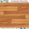 German Technology Hdf Glossy Waterproof Locking Laminated Laminate Flooring 5