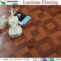 12mm Mdf/hdf Various Art Parquet Laminated Laminate Flooring 3