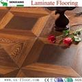 12mm Mdf/hdf Various Art Parquet Laminated Laminate Flooring 5