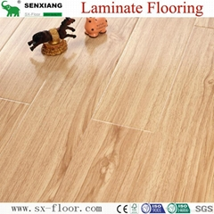 Superior Quality Glossy  smooth Laminate Flooring