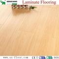 Superior Quality Glossy  smooth Laminate Flooring 3