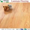 Superior Quality Glossy  smooth Laminate Flooring 5
