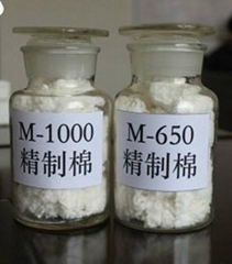 Refined cotton M series ETHER CELLULOSE GRADE