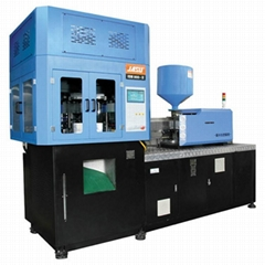Full automatic injection blow molding bottle making machine
