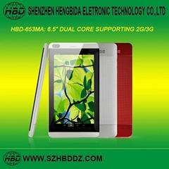 "HBD-653MA 6.5"" 雙核平板電腦"