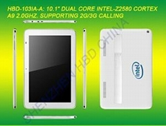 HBD-103IA-A 10.1寸INTEL通話平板電腦