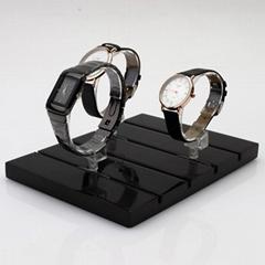 曹喜欢亚克力手表展示架