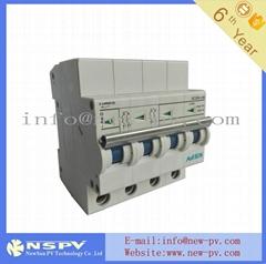 Solar DC Miniature Circuit Breaker