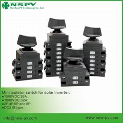 NSI01-32P光伏隔離開關