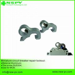 断路器锁小型断路器维修锁