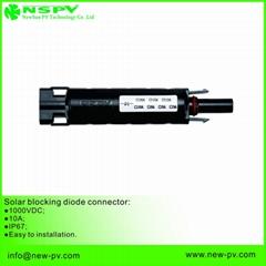 光伏二极管连接器